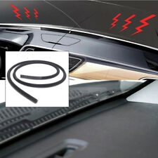 Auto Noise Protection Dashboard Rubber Strip Molding 67inch 1.7m for AUDI Car