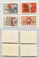 Russia USSR 1972 SC 3968-3971 MNH. rtb4207