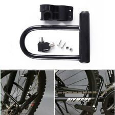 BIKE U TYPE BICYCLE LOCK STRONG CYCLE SCOOTER BIKE MOTORCYCLE MOTORBIKE D LOCK