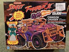 1993 ORIGINAL un véritable héros américain JOE-Crimson Cruiser Missile G.I