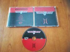 MALTESE FALCON II CD 2012 NO REMORSE HEAVY METAL WITCH CROSS IRON MAIDEN RARE