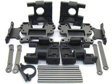 Electric Losi 3XL-E BULKHEAD, hinge pin brace mount diff retainer LOS04015
