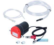 Pompa travaso gasolio 12 V diesel aspirazione olio estrazione cambio elettrica