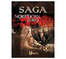 SAGA NORTHERN FURY - MEDIEVAL  - SENT FIRST CLASS