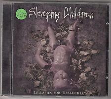 SLEEPING CHILDREN - lullabies for debauchery CD