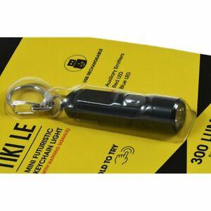 Schlüsselanhänger-Taschenlampe Nitecore TIKI LE - 300 Lumen, mit Micro-USB Port