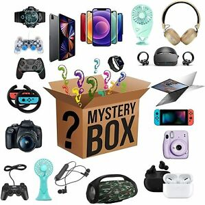 Mystery Box Set of Assorted Lucky Dip Random Products