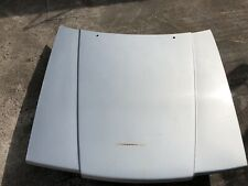 VOLVO 240 BONNET 1981-93 SILVER EXCELLENT USED