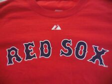 (340) T SHIRT Boston Red Sox DAD 1 Red (Lg) Adult $2 s/h