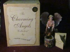 Boyds Charming Angels Julianna Guardian of Wishes Figurine 28225