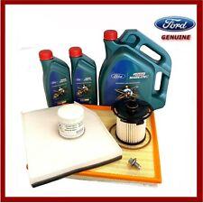 Genuine Ford Transit Custom 2.2 TDCI Full Service Kit Inc Castrol Engine Oil