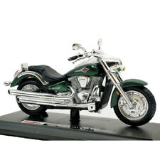 Maisto 1:18 Kawasaki Vulcan 2000 Motorcycle Diecast Bike Model Toys W Base / Box