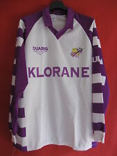 Football jersey TFC Toulouse year 1991 Duarig Sleeve Long Klorane TBE - L