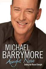Awight Now: Setting the Record Straight by Michael Barrymore (CD-Audio, 2006)