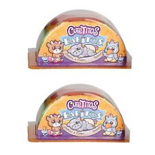 2 x Cutetitos BABITOS Mystery Stuffed Animals Collectible Taco Plush Toys