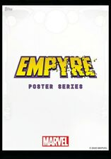 Topps Marvel Collect: Empyre Poster Ticket- 8 cards-digital card