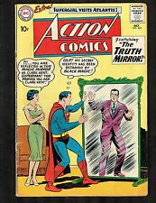 Action Comics #269 (3.5) Superman / Truth Mirror ~ 1960 WH