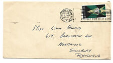 Envelope To Rhodesia From Cape Town, South Africa - 1966.