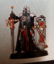 40k Blackstone Escalation Inquisitor Crusader Gotret de Mont Bard