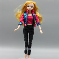 1Set Outfit Casual Daily Travel Pant Clothes For Doll Accessories IOATAU