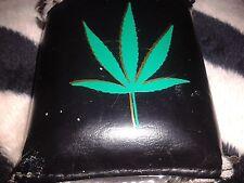 AWESOME Marijuana Weed Pot Leaf 5 Sticker LOT Cannabis Medical Legalize MAGNET