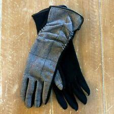 Ralph Lauren Gloves Gray Wool//Cashmere Blend Choice of Sizes
