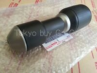 Toyota FJ Cruiser Silver & Black Gray Shift Knob NEW Genuine OEM Parts