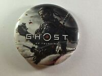 GHOST OF TSUSHIMA Refrigerator Magnet Collectible, Playstation 4 PS4 Game Room