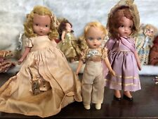 Fabulous Antique Nancy Ann Storybook Dolls Bisque Lot of (3)