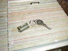 NOS FORD 1952-64 TRUNK LOCK CYLINDER & KEYS MANY MODELS
