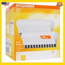 Bombillas de luz LED A19 60 vatios 1100 lúmenes de brillo Hai equivalente 2700K luz del día