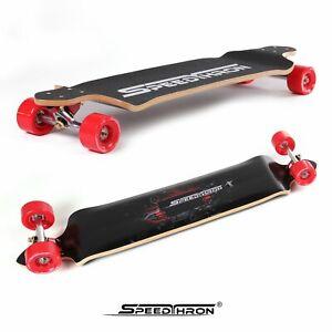 SpeedThron Longboard DownCruiser Top