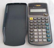 Texas Instruments TI-30XA Calculator