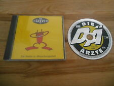 CD Punk Ärzte - Die Bestie in Menschengestalt (19 Song) METRONOME MUSIK sc
