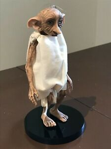 TONNER HARRY POTTER DOBBY 18cms ARTICULATED RESIN DOLL - RARE
