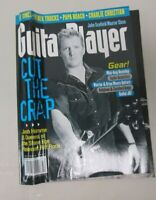 Guitar Player Magazine October 2002 - Josh Homme & Queen Reinvent Riff Rock