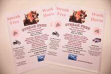 "Ultimate Streak Free ""Work Horse"" Microfiber Cleaning Cloth (7 Pack)"