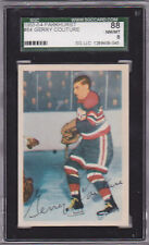 1953/54 Gerry Couture Parkhurst #84 NMT/MNT BV $150
