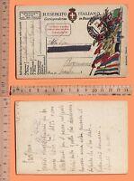 Cartolina Militare del Regio Esercito Italiano  - 19006