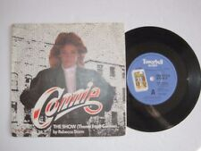 "REBECCA STORM - THE SHOW (THEME FROM CONNIE) - 7"" 45 rpm vinyl record"