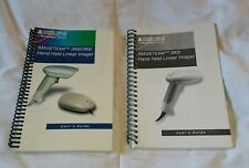 Lot of Welch Allyn 3800/3900 3800 Linear Imager Manuals Image Team