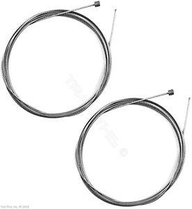 Bike Teflon Wire Core Front Rear Derailleur Brake Inner Shifting Cable Line C#P5