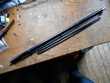 CENTURY HAWK 30 TAIL BOOM ASSEMBLY C/W TORQUE DRIVE ROD, SUPPORTS & PITCH ROD