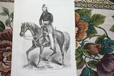 1859 Stich 35 / Henry Havelock Brigadegeneral in Indien