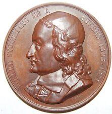 BELGIUM-PIERRE STOCKMANS-BRONZE MEDAL-CCA.1840