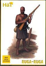 HaT Miniatures 1/72 RUGA-RUGA Irregular African Soldiers Figure Set