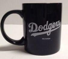 Los Angeles Dodgers Baseball Black Coffee Tea Mug Cup La 12 Oz Boelter Brands