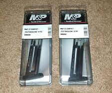 2 PACK Smith Wesson S&W M&P Compact 22 LR Magazine 10 Round 3000898