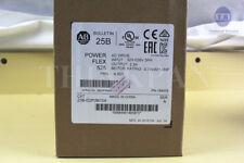 Factory sealed Powerflex 525 1HP Catalog 25B-D2P3N104 New in Box
