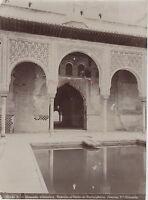 Spagna Spain Granada Alhambra Linares Aristotipia Ca
